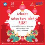 Selamat Tahun Baru Imlek 2021
